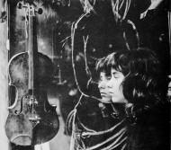Joan van der Keuken. Veidrodis. 1960