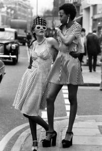 John Minihan. Karaliaus kelias, Čelsis, Londonas. 1973