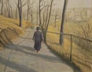 John Little. Lapkričio rytas ant kalno. 1967