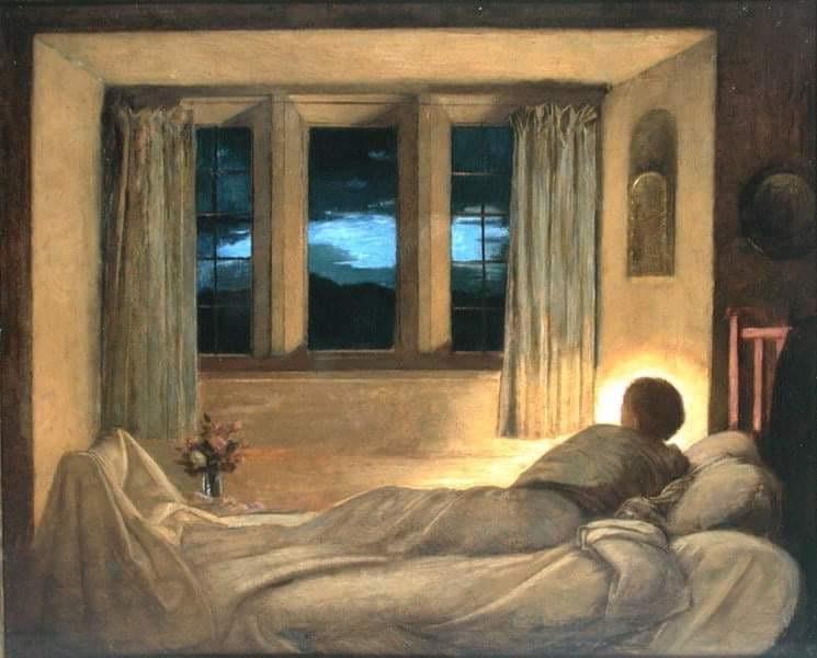 Henry Albert Payne. Dienos pabaiga. 1938