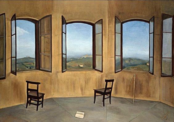Jessie Boswell. Trys langai. 1924