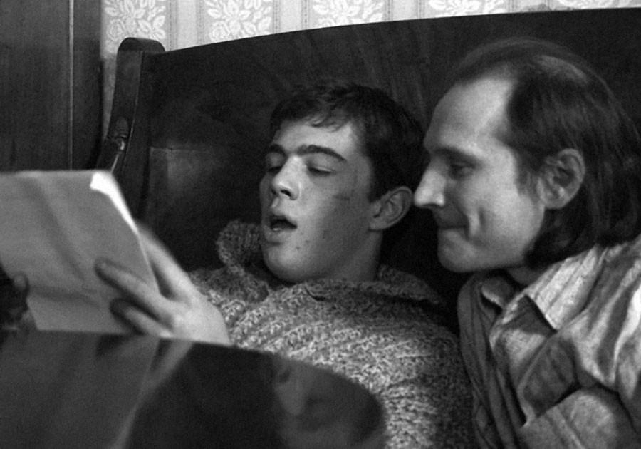 Sergejus Bodrovas ir  Aleksejus Balabanovas