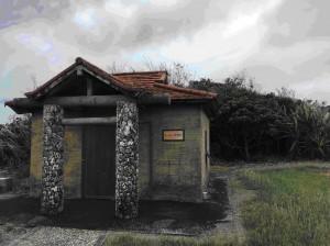 Slėpiningasis utakis pietinėje salos dalyje. Čia ir toliau – aut. nuotr.