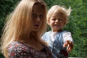 Lina Buividavičiūtė. Nuotrauka iš asmeninio albumo