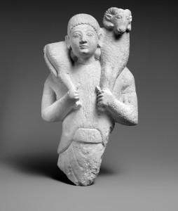 Kalkakmenio statulėlė iš Kipro, VI a. pr. Kr.Iš: www.metmuseum.org