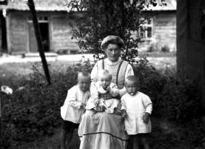 Lyviai. Kuržemė, Latvija. 1912