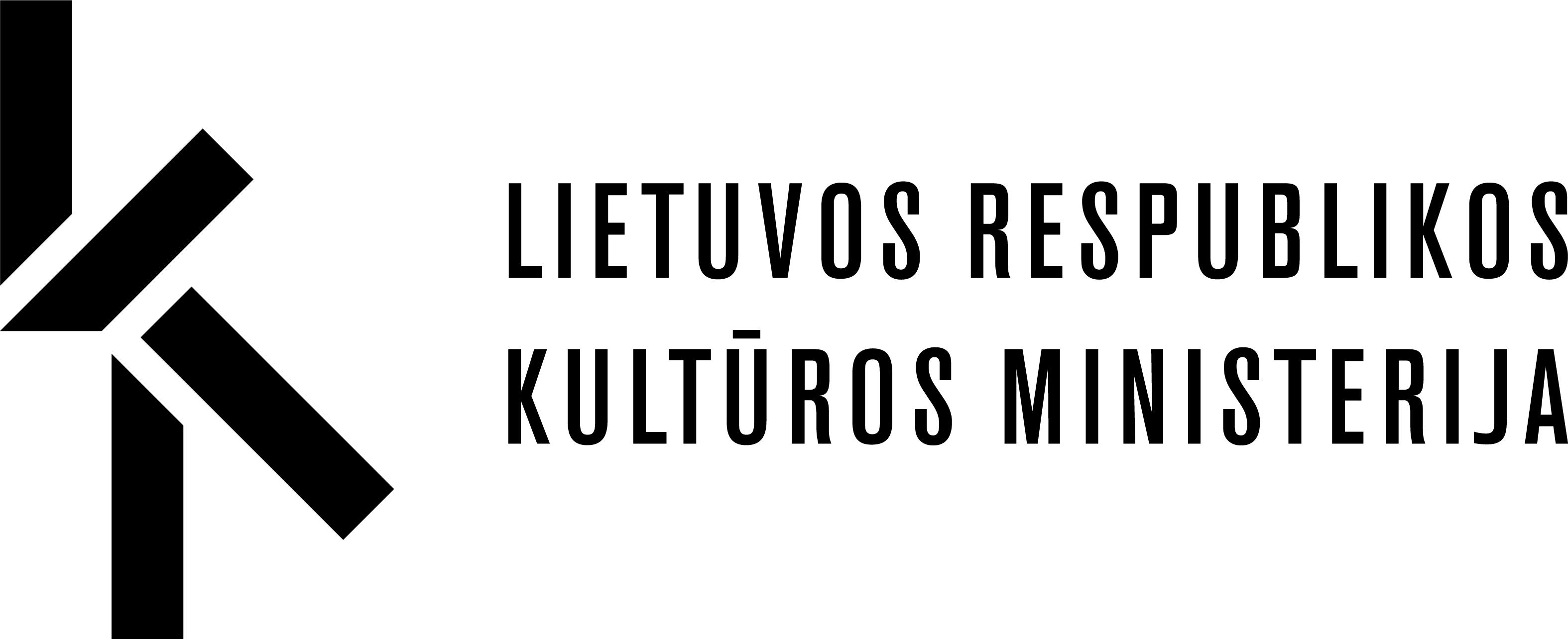 KM logotipas juodas v2